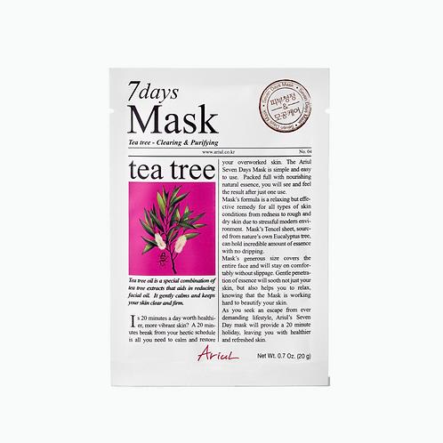 ARIUL 7 Days Mask - Tea Tree