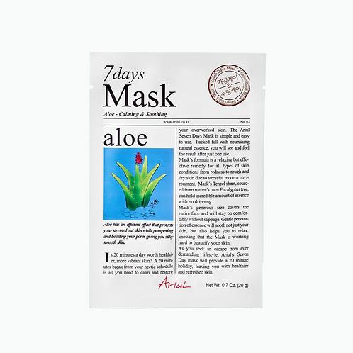 ARIUL 7 Days Mask - Aloe
