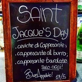 Saint Jacque's Day!
