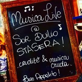 Musica Cruda at Sor Duilio