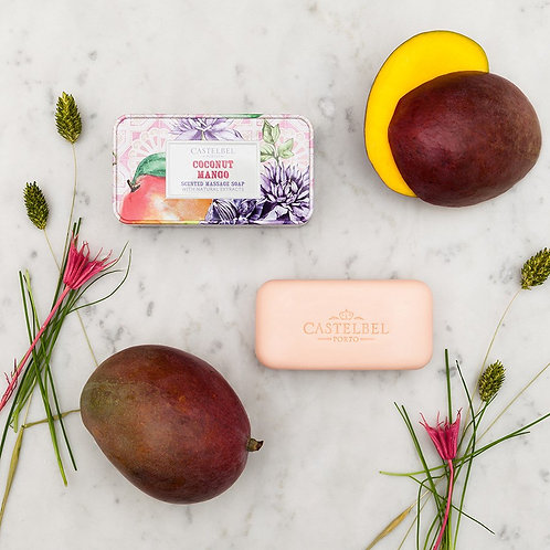 Castelbel kokosų ir mangų kvapo muilas