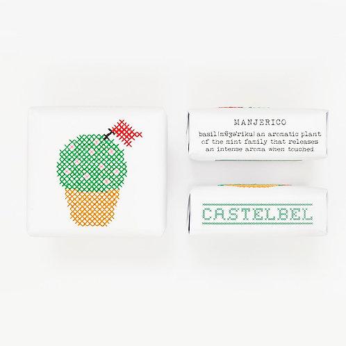 Castelbel Baziliko kvapo muilas