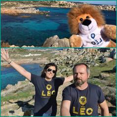 LEO AROUND THE WORLD en CORSE