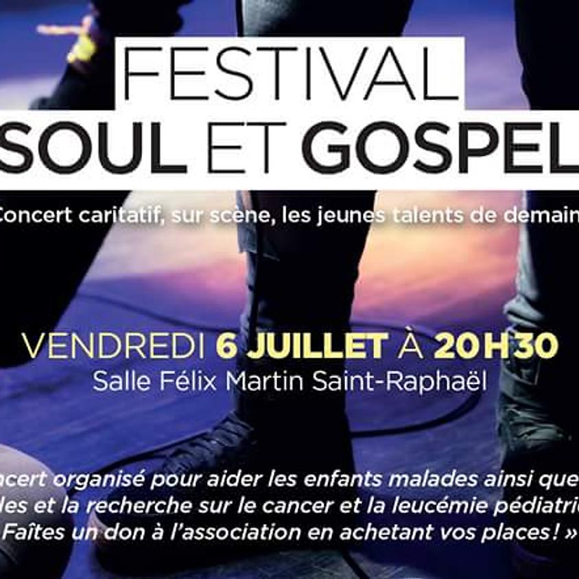 1ère édition du FESTIVAL SOUL et GOSPEL