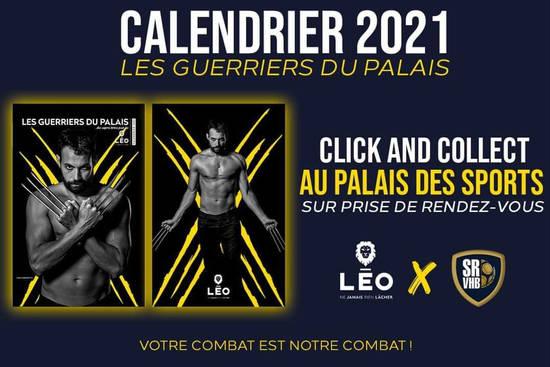 "Le Calendrier en ""click and collect"""