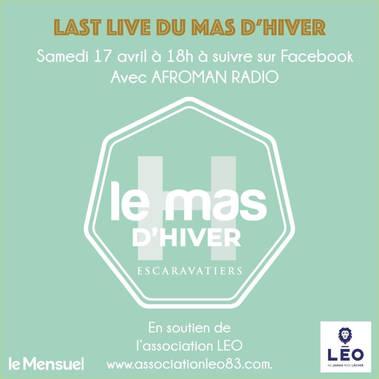 LES LIVES DU MAS: La der de der!!
