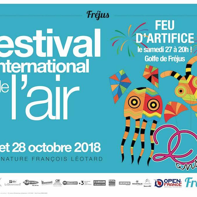 FESTIVAL INTERNATIONAL DE L'AIR de FREJUS