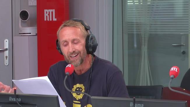 La LPR sur RTL grâce à Philippe notre parrain en OR