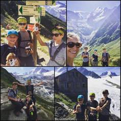 LEO AROUND THE WORLD à Chamonix