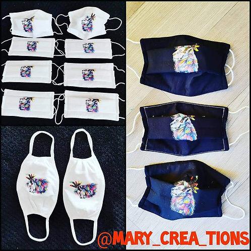 MASQUE MARY-CREA-TIONS