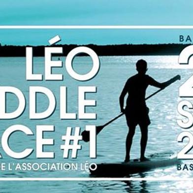 La Léo PADDLE RACE à la base d'AGAY (83)