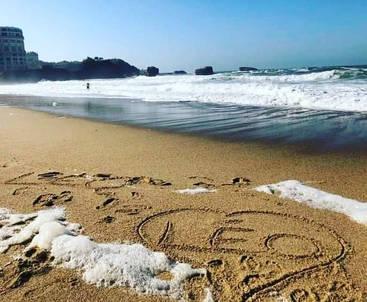 LÉO AROUND THE WORLD à Biarritz