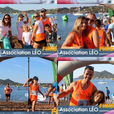 LÉO PADDLE RACE #4 Photo Finishers!!!