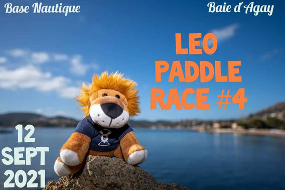 LEO PADDLE RACE 4 se prépare!!