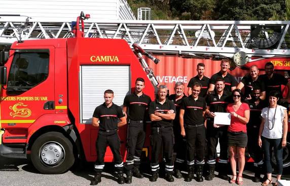 Merci à nos Pompiers!!!