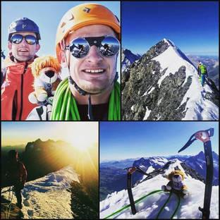 LEO AROUND THE WORLD Alpes Suisses