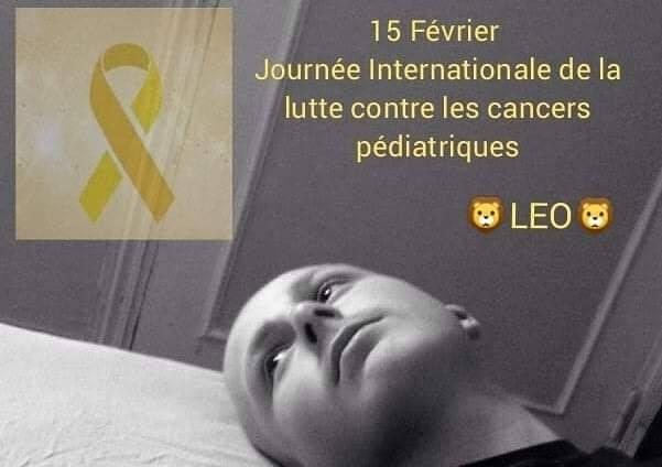 Journée internationale de lutte contre les cancers des enfants