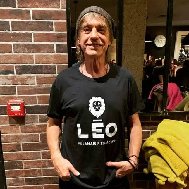 Jean-Louis AUBERT soutient l'Association Léo