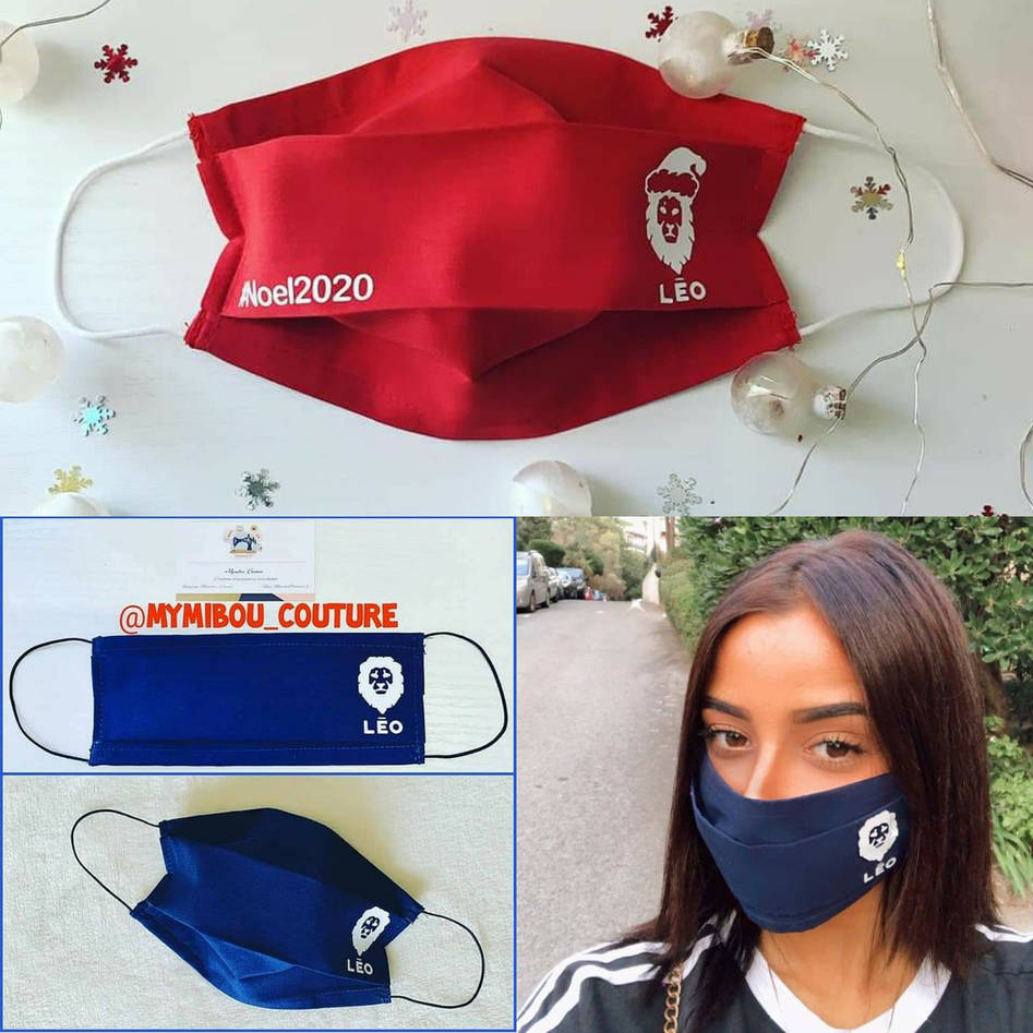 Les masques de MYMIBOU 🦁❤