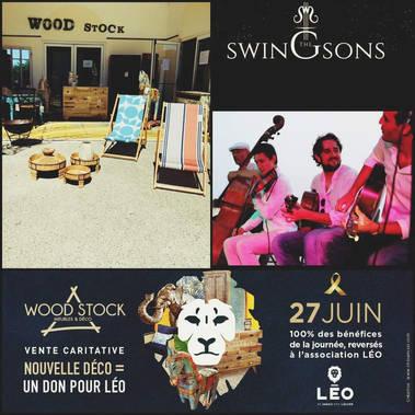 Rendez-vous Woodstock Import demain!!!