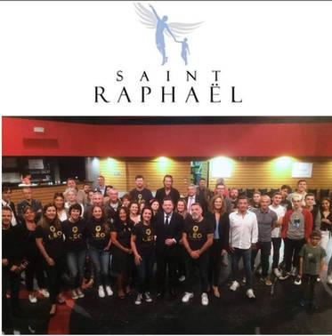 LÉO PADDLE RACE #4: Merci à la Ville de Saint-Raphaël