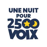 Une nuit pour 2500 voix