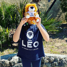 LEO AROUND MY HOME 🦁🏠 Merci à Léna