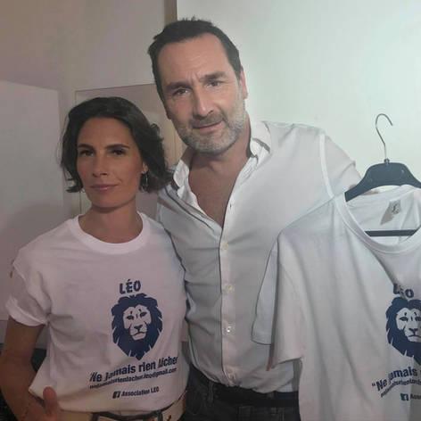 Alexandra SUBLET et Gilles LELOUCHE