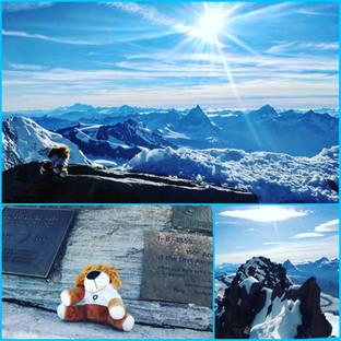 LEO AROUND THE WORLD en Suisse