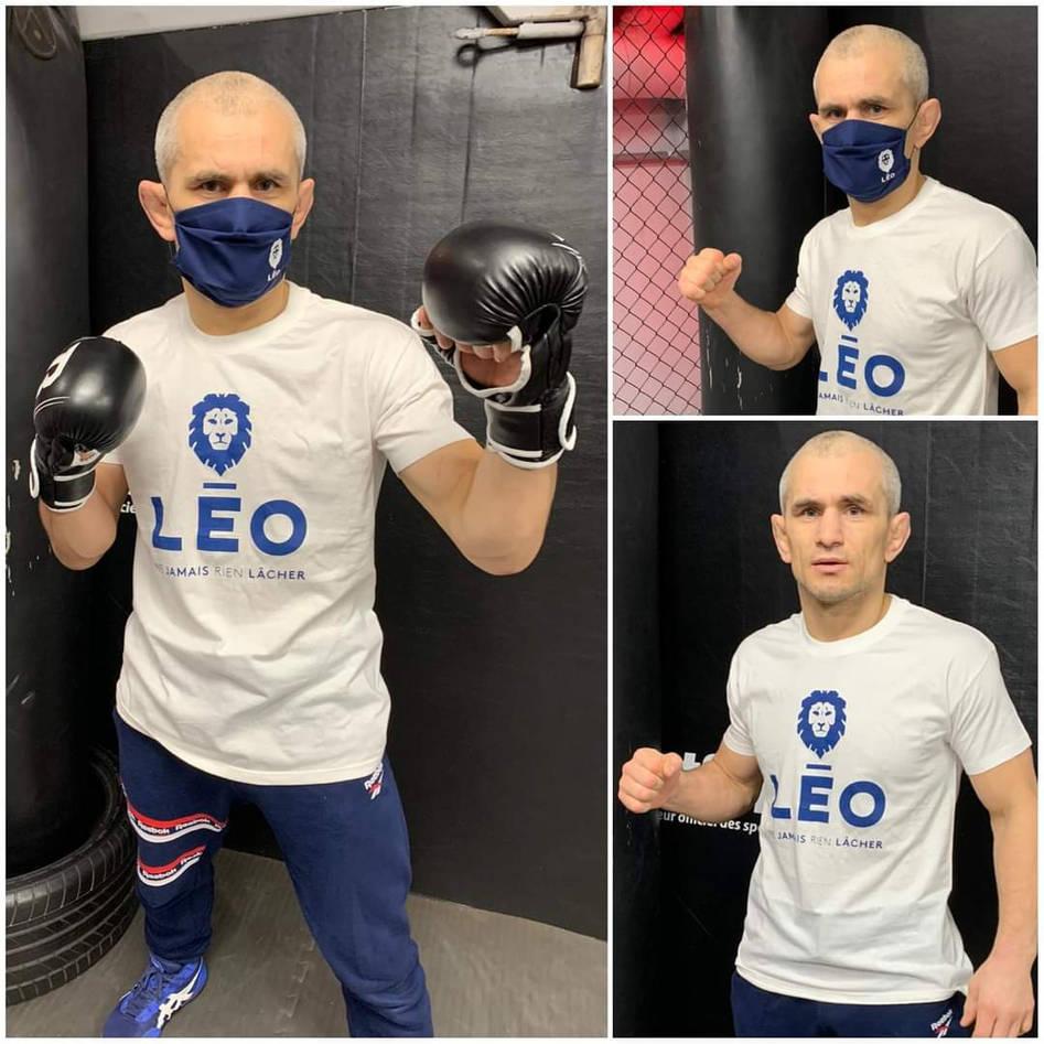 Bejenari Iurie soutient l'association Léo