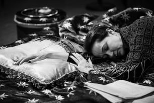 Репетиция спектакля «Карнавальная ночь»