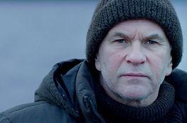Алексей Гуськов на съемках фильма «Находка»
