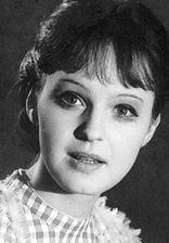 "Елена Сотникова в спектакле ""Анна Каренина"", 1983"