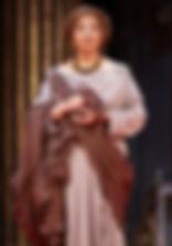 Ольга Остроумова в спектакле «Римская комедия (Дион)»