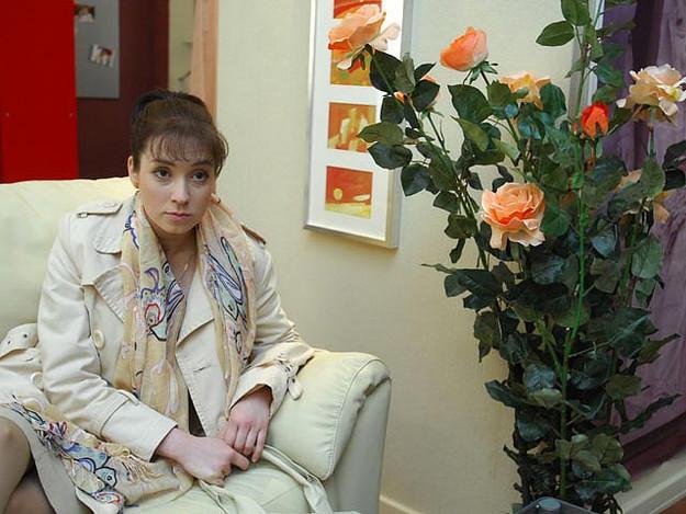 """Анна Большова. Сериал """"Сваха"""", 2007 год"""