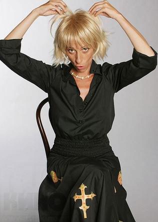 """Юлия Рутберг. Фотография с промо-фотосессии для сериала""""Не родись красивой"""""""
