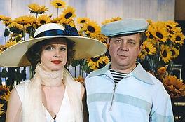 Андрей Зарецкий в спектакле «Чулимск прошлым летом»
