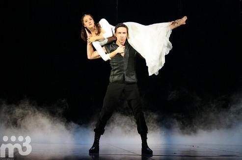 Григорий Антипенко. Фотография спектакля«Отелло»