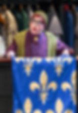 Ольга Волкова в спектакле «Эта прекрасная жизнь»