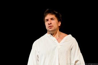 Григорий Антипенко. Фотография спектакля«Медея»
