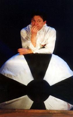 """Андрей Ильин. Спектакль """"Венецианский купец"""""""