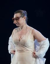 Ольга Тумайкина. Фотография спектакля «Мнимый больной»