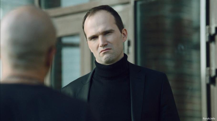 """Егор Баринов. Сериал """"Физрук"""", 2014 год"""