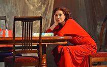 Спектакль «Семейный ужин в половине второго», фото Андрея Ильинского
