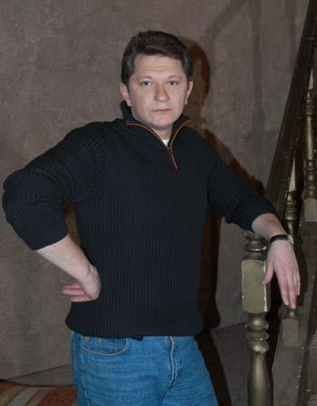 Андрей Ильин. Фотография Геннадия Усоева