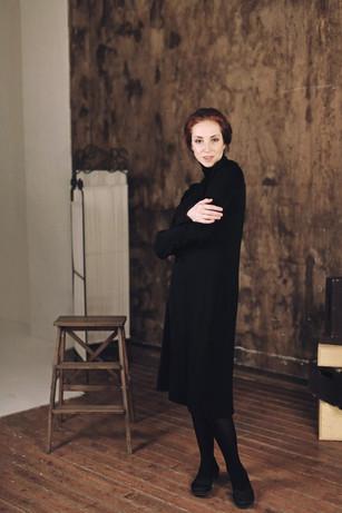 Анна Большова. Фотография с фотосесии