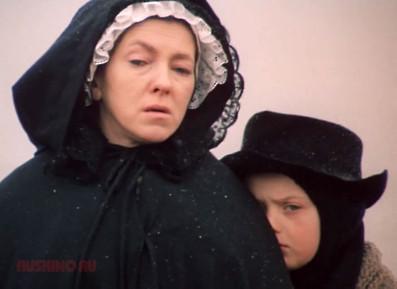 """Ольга Волкова. Фильм """"Остров сокровищ"""", 1982 год"""