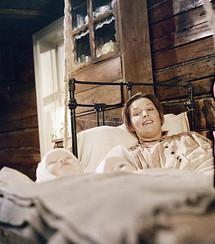 """Ольга Остроумова. Фильм """"Василий и Василиса"""", 1981 год"""