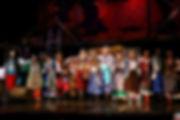 Спектакль «Ночь перед Рождеством». Фото: Владимир Лисенко