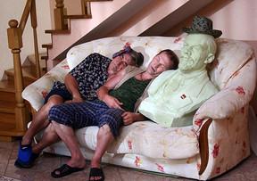 """Анатолий Васильев. Сериал """"Сваты 4"""", 2010 год"""